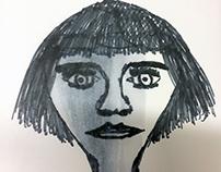 Illustratie tekeningen