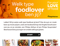 Weight Watchers - Food Lovers