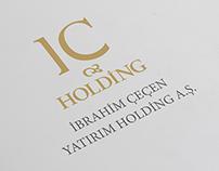 "IC Holding ""Katalog Tasarımı"""