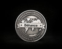 Behance Appreciation Award • Portfolio Reviews POA