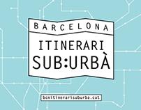 Barcelona Itinerari Sub:urbà