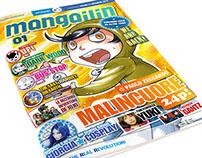 Mangaijin - Italian Manga Magazine