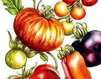 Tomato Tattoo Commission