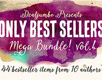Only Best Sellers – Mega Bundle! vol.4