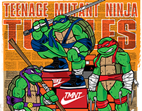 Teenage Mutant Ninja Sneakerheads