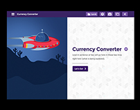 Discovery Channel's Math UI: Currency Converter