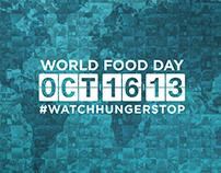 Michael Kors : #WatchHungerStop