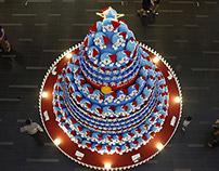 [SINGAPORE] Doraemon Christmas Tree