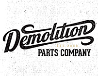 Demolition Bikes Vintage T-shirt 1