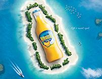 "HAWAI ""Island""- Life's sweet spot"
