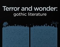 Gothic Literature poster