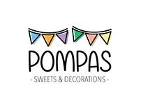 POMPAS - Sweets & Decorations -