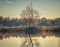 Landscape - Italian lake