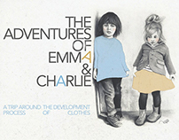 """The adventures of Emma & Charlie"""