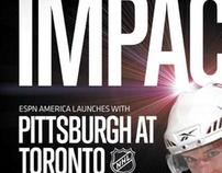 ESPN America launch campaign