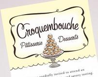'Croquembouche' Brand Identity