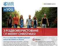 Digital/Email Newsletter for Nonprofit