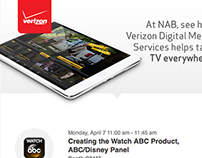 Verizon Digital Media HTML Email