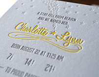 Design and Letterpress Projects