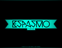 Espasmo typeface