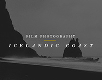 Film Photography : Icelandic coast