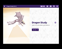 Discover Channel's Math UI: Dragon Study