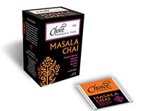 Masala Chai Tea Box