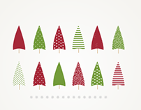 Christmas Tree - icons