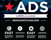 Democratic Ads 2-pager | DSPolitical