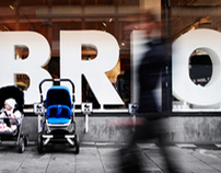 Brand identity and design for BRIO ®