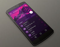 Mountain Material Design