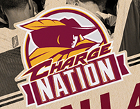 2014-2015 Canton Charge Nation Membership Kit
