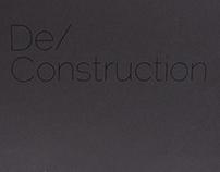 De/Construction