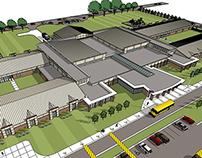 Elk City Elementary School Concept