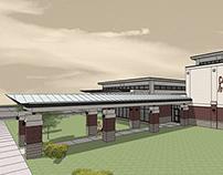 Cashion Elementary School Concept