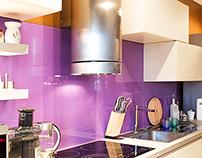 Hi-tech kitchen