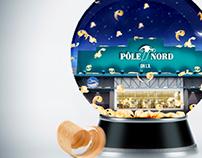 Carte de Noël Réno-Dépôt