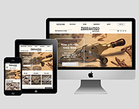 Zebrawood Website