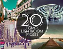 Lomo Style Lightroom Presets