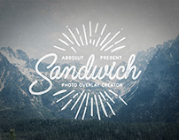 Sandwich - Photo Overlay Creator