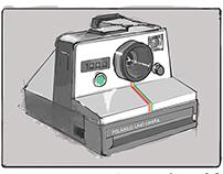 Polaroid Imposible (Camarita para Ana)