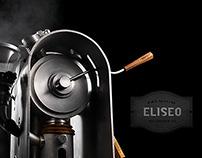 Eliseo_retro mechanical coffee grinder