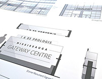 Mississauga Gateway Center - Signage Program