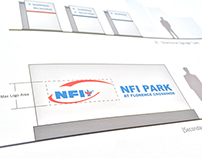 NFI New Jersy - Signage Program