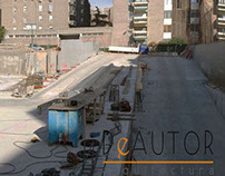 Construcción de Aparcamiento Privado - Private Parking