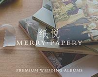Merry Papery Branding