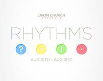 Eikon Sermon: Rhythms