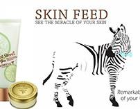 SKIN FEED ads