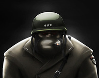 General Gorilla
