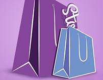 Storket Logo Design